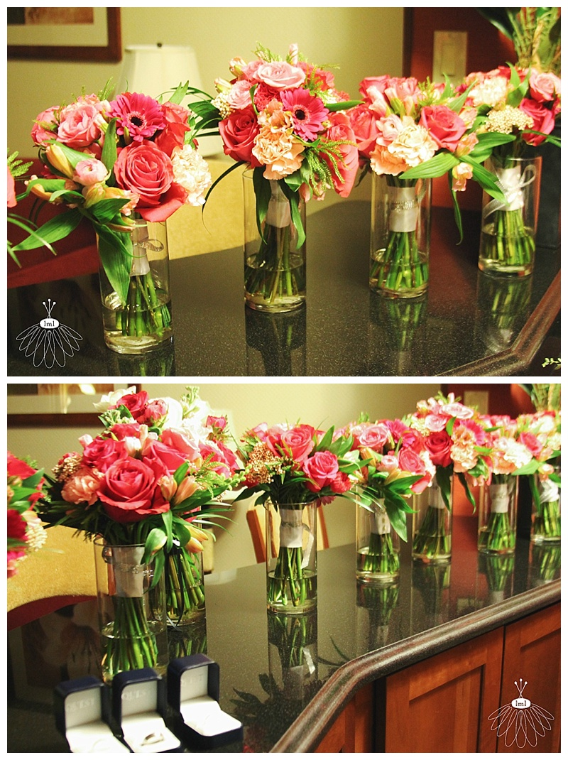 little miss lovely // ocean city maryland wedding florist // peakys wedding
