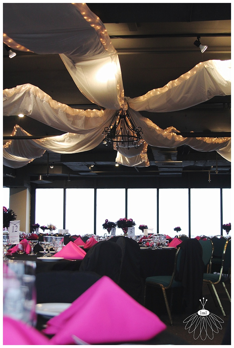 little miss lovely // ocean city maryland wedding florist // peakys rooftop fenwick inn wedding
