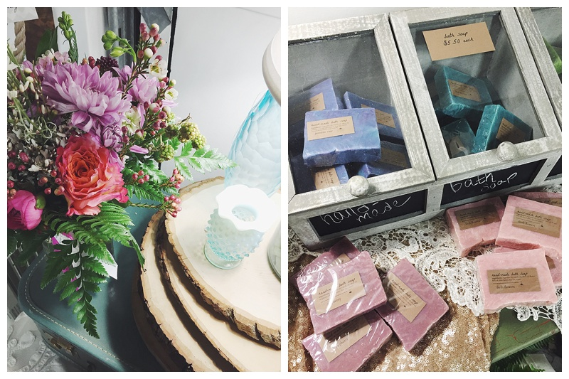 little miss lovely // ocean city maryland florist