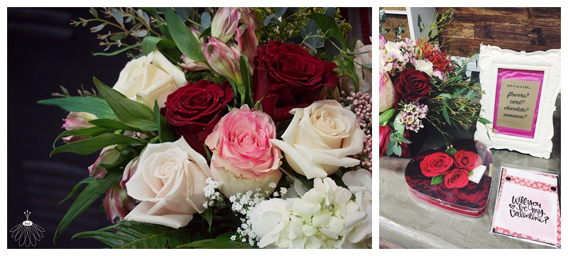 little miss lovely // west ocean city maryland florist // valentines day