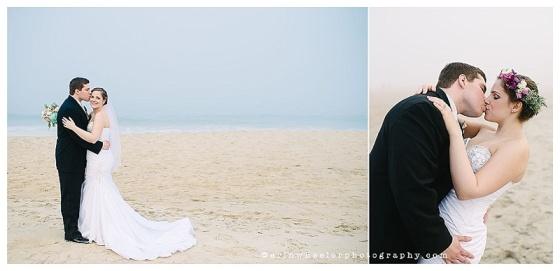 little miss lovely floral design // ocean city maryland wedding // erin wheeler photography