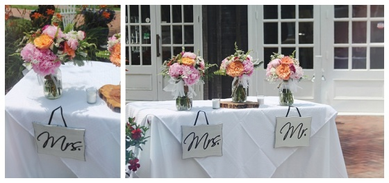 sea la vie boutique shop in berlin maryland wedding // little miss lovely floral design