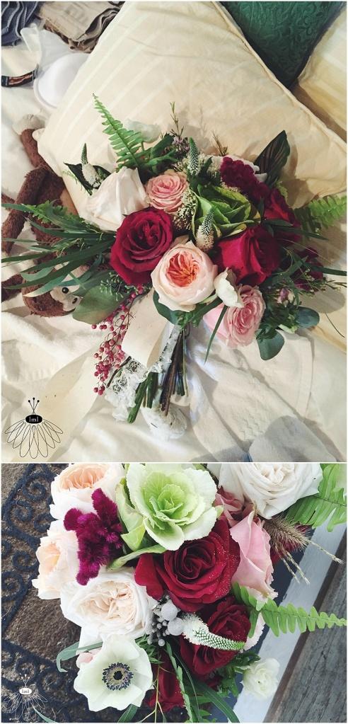 little miss lovely floral design // berlin md wedding florist