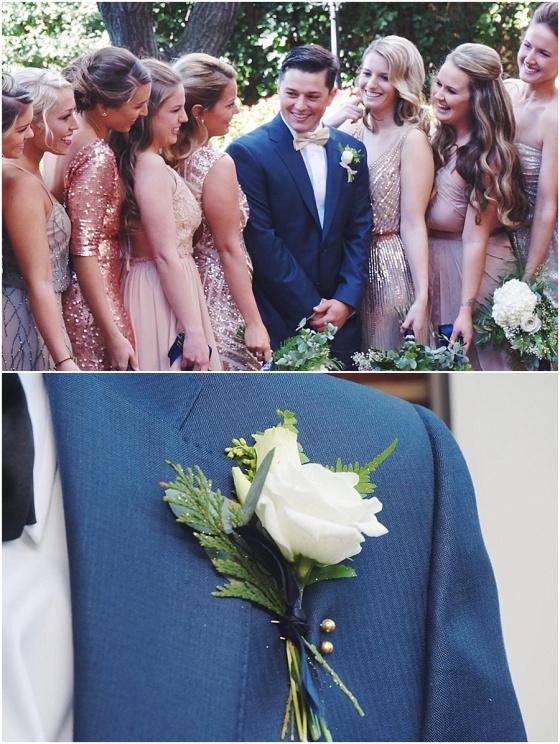 little miss lovely floral design // baltimore maryland wedding florist