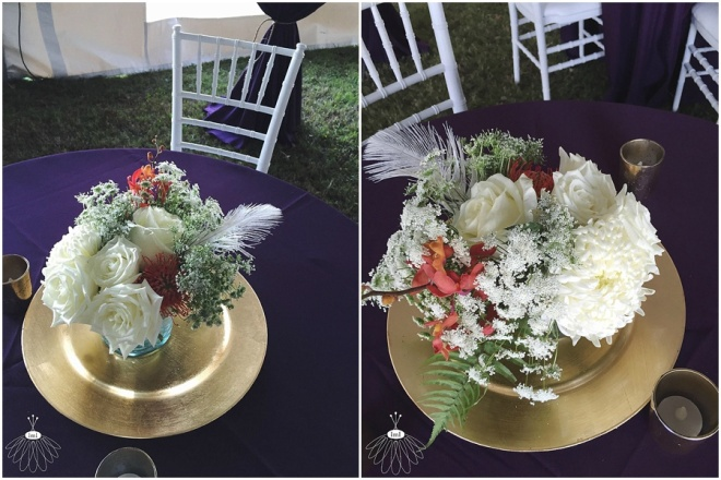 little miss lovely floral design // habitat for humanity masquerade worcester county