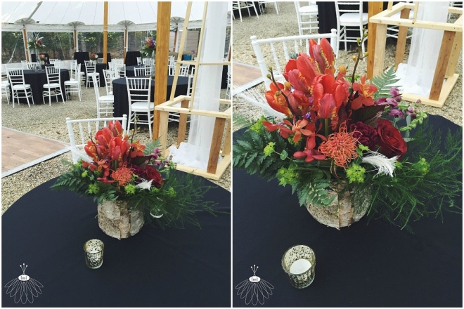 little miss lovely floral design // habitat for humanity worcester county anniversary gala masquerade